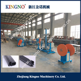 90mm + 75mm Rubber Steel Strip Profile Extrusion Line
