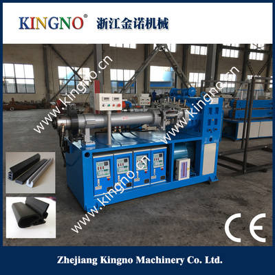 90mmx16D Cold Feed Rubber Extruder