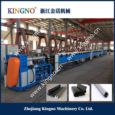 75mm Rubber Profile Strip Extrusion Machine