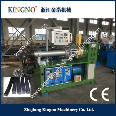 75mmx16D Cold Feed Rubber Extruder
