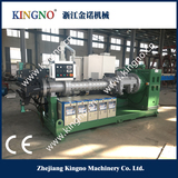 150mm Pin Type Cold Feed Rubber Extruder