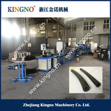 90+90 Rubber Winding Hose Extrusion Machine