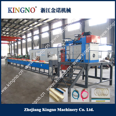 65mm Vertical Silicone Extrusion Machine
